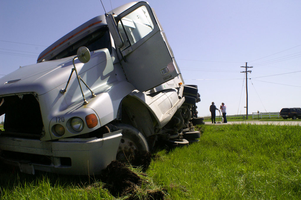 Vancouver Truck Accident Lawyer